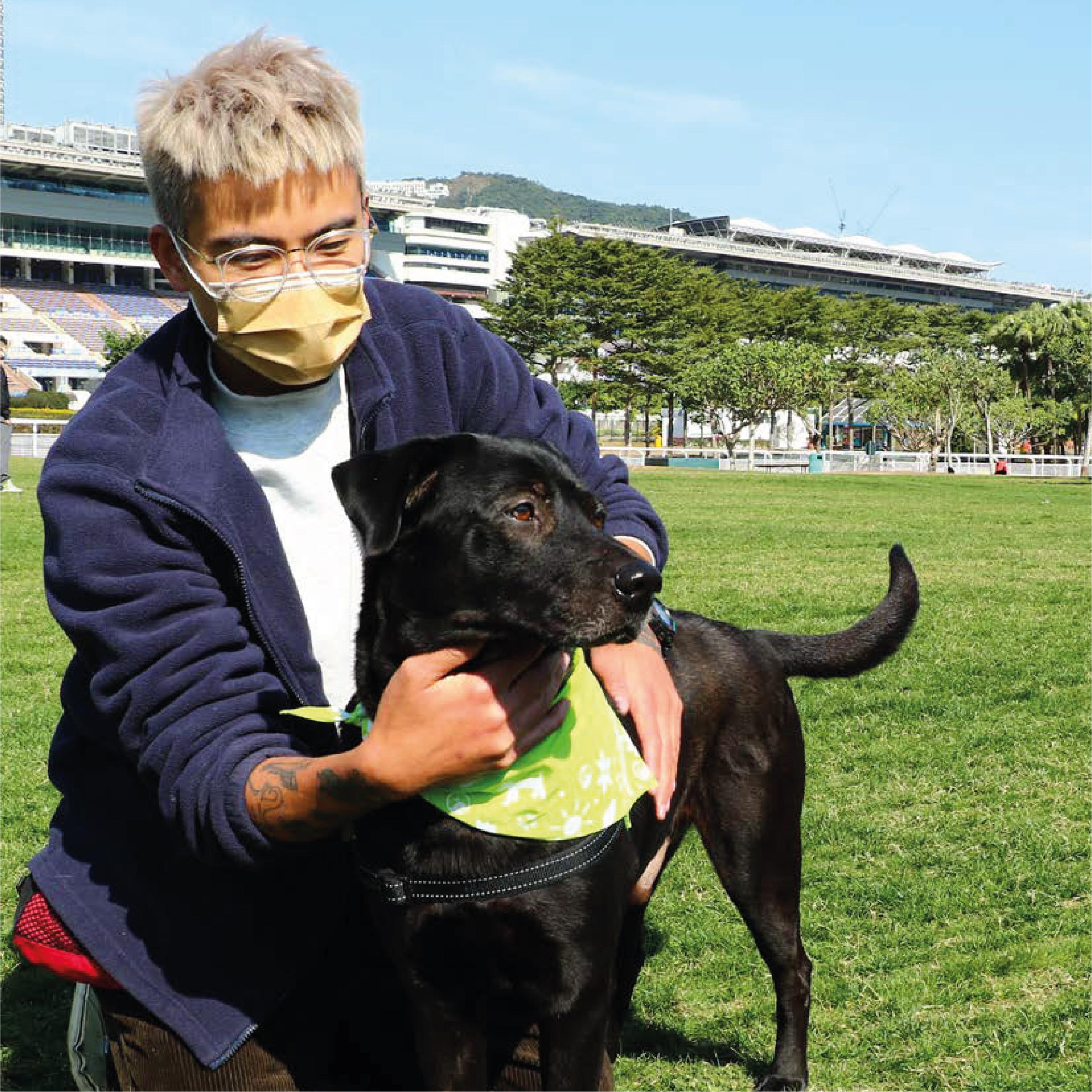 動物訓練師─為狗狗和人類建立互信的橋樑